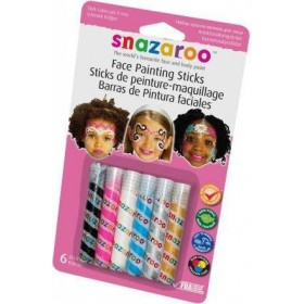 Face Paint Sticks / Girl (Snazaroo)