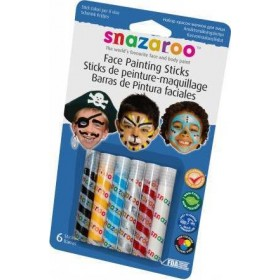 Face Paint Sticks / Boy (Snazaroo)