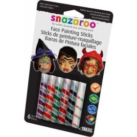 Face Paint Sticks / Halloween (Snazaroo)