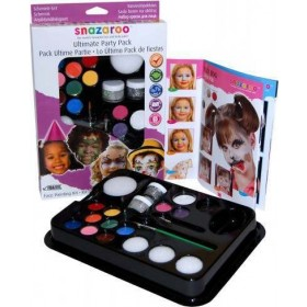 Ultimate Unisex Kids Face Painting Kit (Snazaroo)