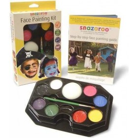 Face Painting Kit / Unisex (Snazaroo)