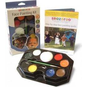 Face Painting Kit / Boys (Snazaroo)