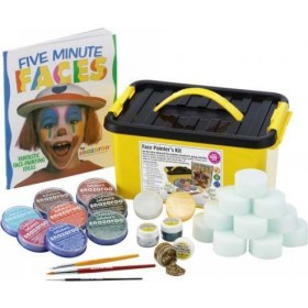 Face Painters Kit (Snazaroo)