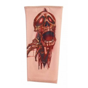 Tattoo Sleeve Skull Fancy Dress Accessory