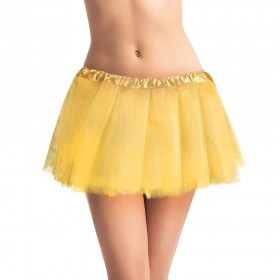 Tutu Gold Fancy Dress