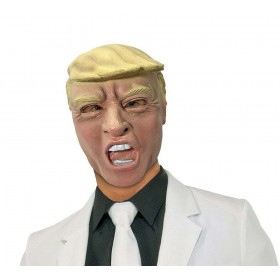 Trump Mask Fancy Dress Accessory