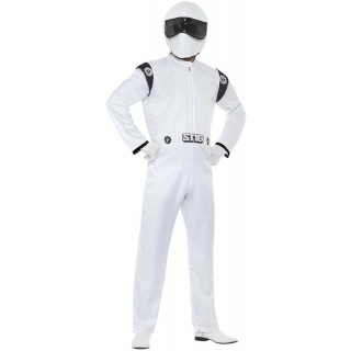 Top Gear, The Stig Fancy Dress Costume TV (Official Licensed)