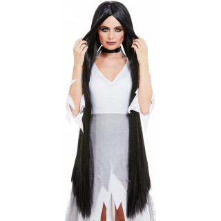 Witch Wig Extra Long Halloween Fancy Dress