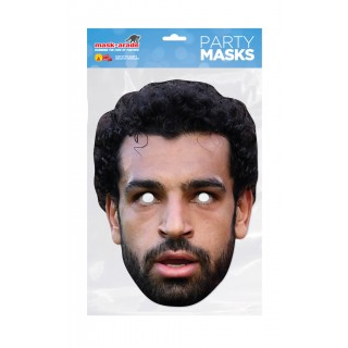 Mo Salah Celebrity Face Mask