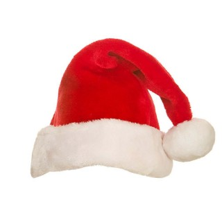 Santa Hat - Super Deluxe Plush Christmas Hats