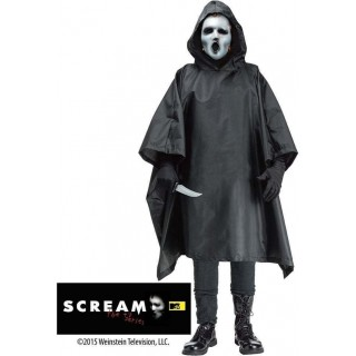 Adults Scream the TV Series Halloween Fancy Dress Costume