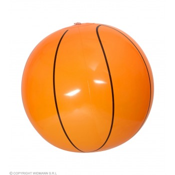 Inflatable Basketball 25cm Fancy Dress Accessory