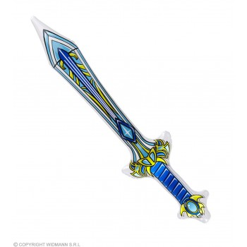Inflatable Magic Space Sword Fancy Dress Accessory