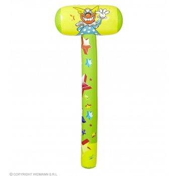 Funny Inflatable Clown Hammer Fancy Dress Accessory
