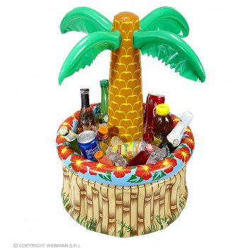 Inflatable Beach Palm Tree Party Drinks Cooler