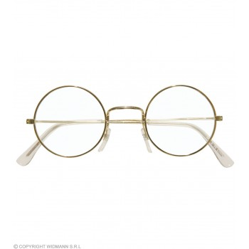 Eyeglasses With Round Lenses - Fancy Dress (Christmas)
