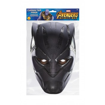 Black Panther Character Mask