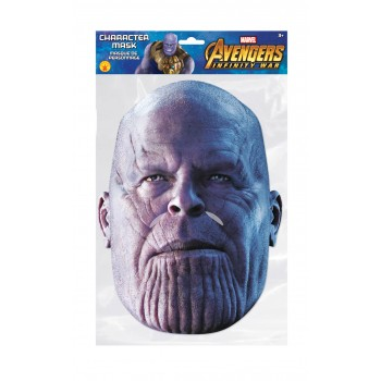 Thanos Character Mask