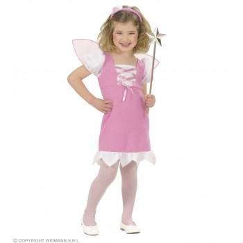 Pink Pixie Toddler Costume Costume Kids Age 3-4 (Fairy Tales)