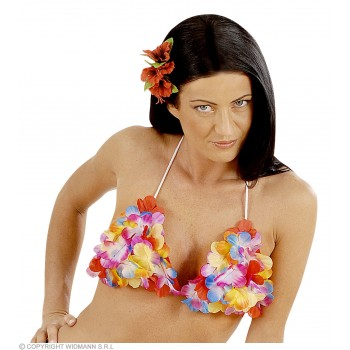 Floral Bras - Fancy Dress
