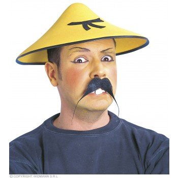 Chinese Felt Hat - Fancy Dress