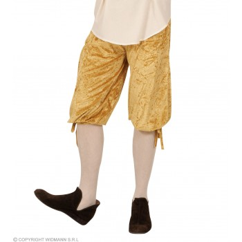 Velvet Knickerbockers - Beige - Fancy Dress