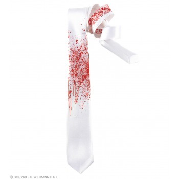 Adult Bloody Tie Halloween Accessory