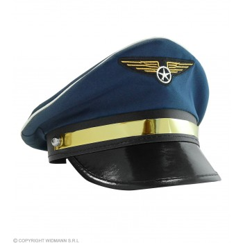 Pilot Hat Adjustable - Fancy Dress