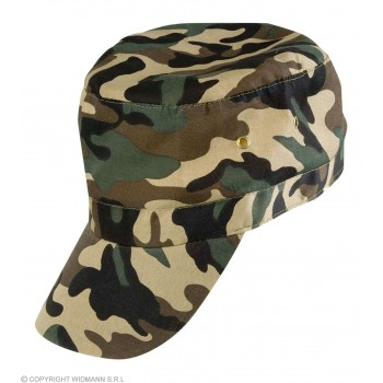 Military Caps Adjustable - Fancy Dress