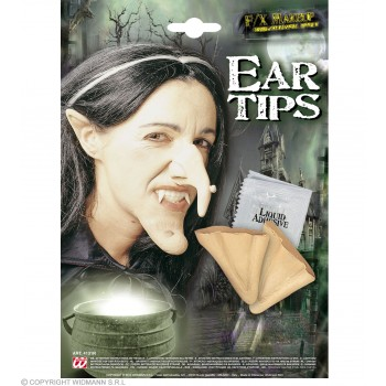 Ear Points With Adhesive - Fancy Dress