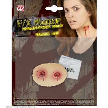 Sfx Vampire Bites - Fancy Dress (Halloween)