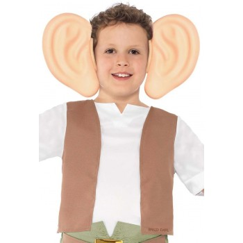 Roald Dahl The BFG Ears on Headband Book Day (Official Licensed) Fancy dress