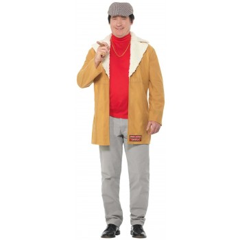 Only Fools and Horses, Del Boy Fancy Dress Costume TV (Official Licensed)
