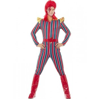 Space Superstar Fancy Dress Costume