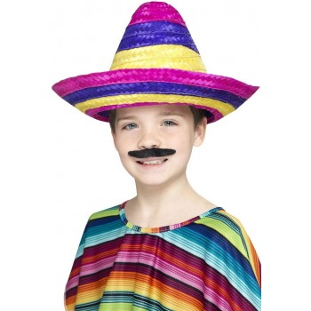 Sombrero Hat Fancy Dress Accessory