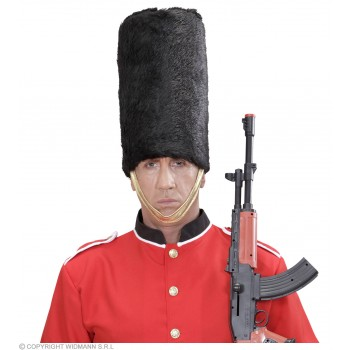 Plush Royal Guard Hats - Fancy Dress
