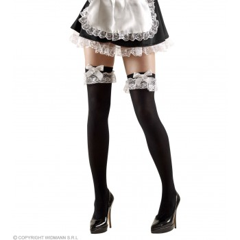 Thigh Highs French Maid - Fancy Dress