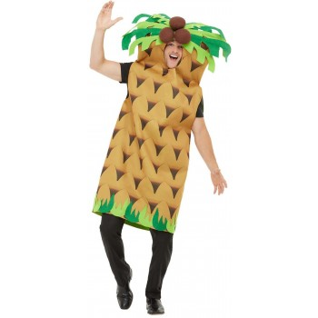 Palm Tree Fancy Dress Costume Hawaiian