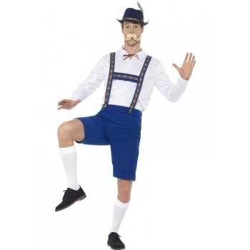 Bavarian Fancy Dress Costume