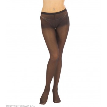 Xl Pantyhose Black - Fancy Dress