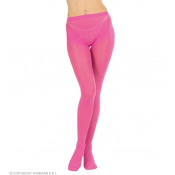 Xl Pantyhose Magenta - Fancy Dress