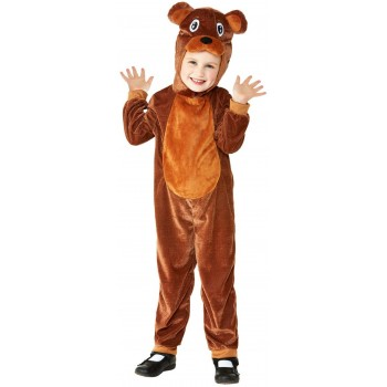 Toddler Bear Fancy Dress Costume Animals
