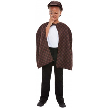 Detective Dress-Up Kit Book Day Fancy Dress