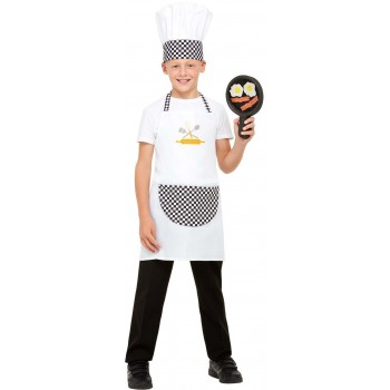 Chef Dress-Up Kit Book Day Fancy Dress