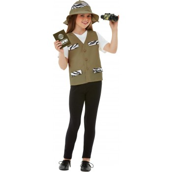 Explorer Dress-Up Kit Book Day Fancy Dress