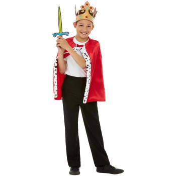 Royal Dress-Up Kit Fairy Tales Fancy Dress