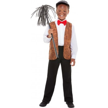 Chimney Sweep Dress-Up Kit Old English Book Day Fancy dress