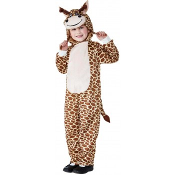 Toddler Giraffe Fancy Dress Costume Animals