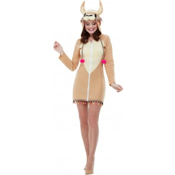 Llama Fancy Dress Costume Animals