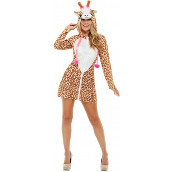 Giraffe Fancy Dress Costume Animals